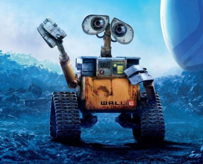 image of Walle - Pixar