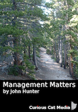 cover image for Managmeent Matters book
