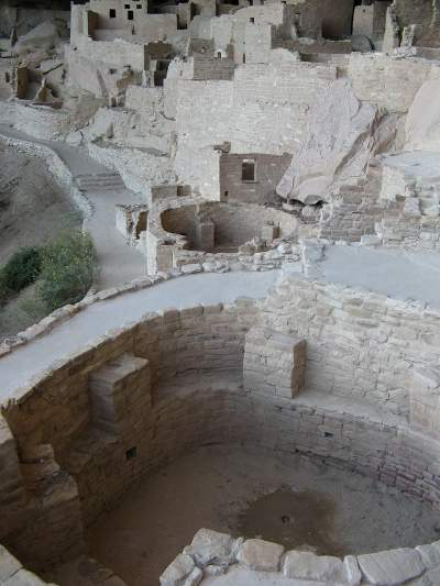 photo of Cliff Palace at Mesa Verde