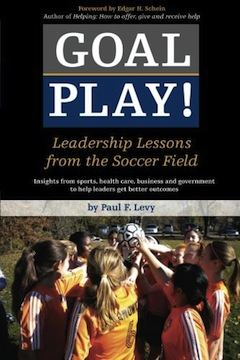 Image of cover of Goal Play!