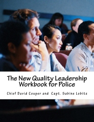 cover image of the New Quality Leadership Workbook for Police
