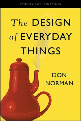cover of book, Design of Everyday Things