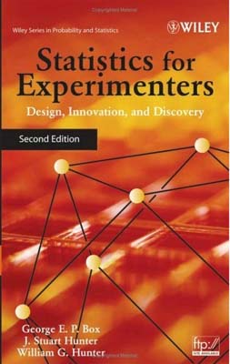 cover image for Statistics for Experimenters