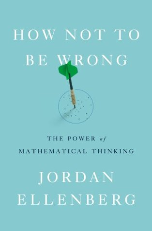 How Not to be Wrong (book cover)